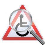 Accessibilité aux personnages handicapées